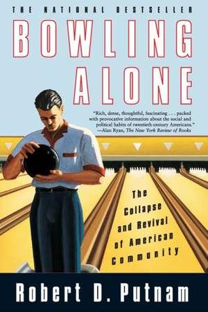 Bowling Alone imagine