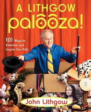 A Lithgow Palooza! de John Lithgow