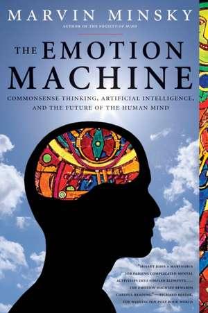 The Emotion Machine imagine
