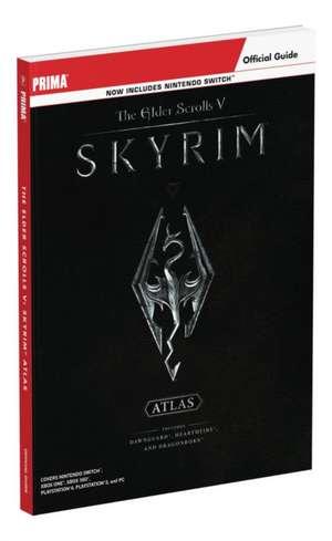 The Elder Scrolls V: Skyrim Atlas
