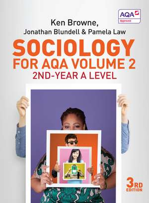 Sociology for AQA Volume 2