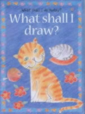 What Shall I Draw