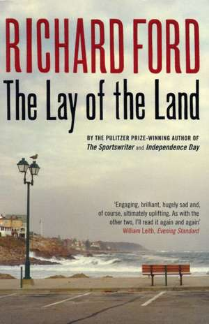 The Lay of the Land de Richard Ford