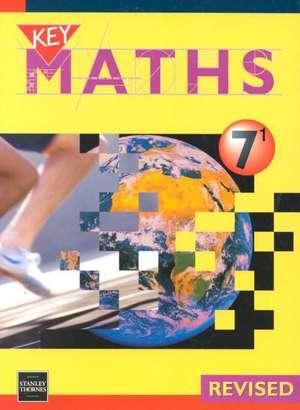 Key Maths 7/1 Pupils' Book