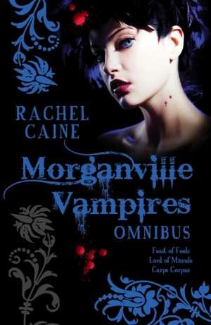 The Morganville Vampires Omnibus Vol. 2