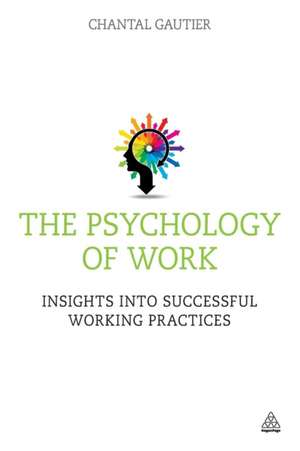 The Psychology of Work imagine