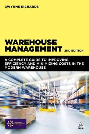 Warehouse Management de Gwynne Richards