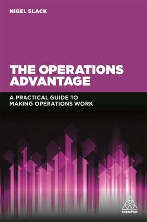 The Operations Advantage