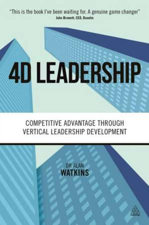 4D Leadership de Alan Watkins