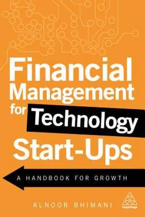 Financial Management for Technology Start Ups imagine