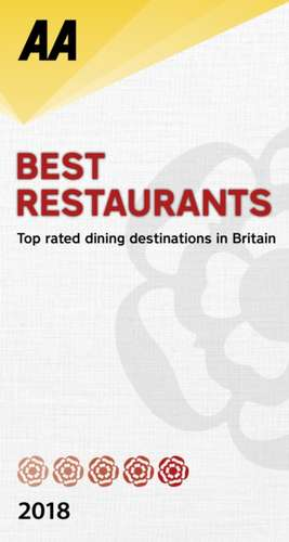 AA Best British Restaurants