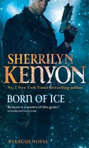 Born Of Ice de Sherrilyn Kenyon