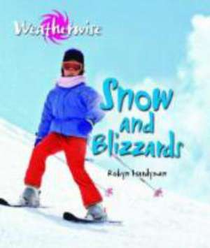 Weatherwise: Snow and Blizzards imagine