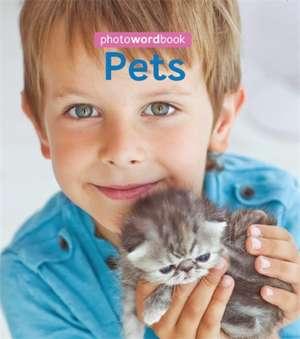 PHOTO WORD BK PETS