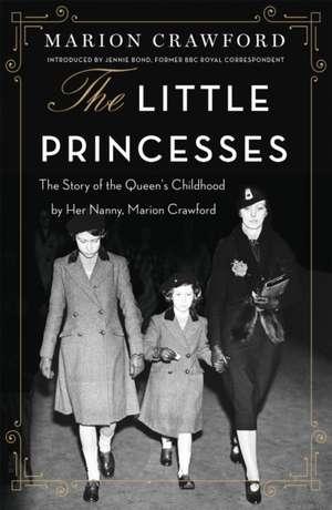The Little Princesses de Marion Crawford