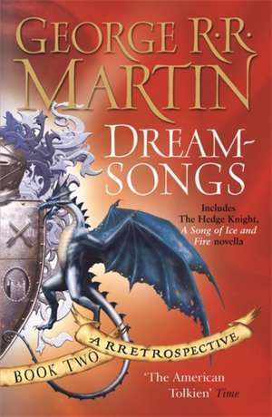 Dreamsongs 2 de George R. R. Martin