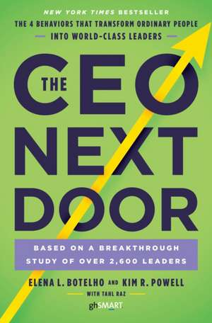 The CEO Next Door de Elena Botelho