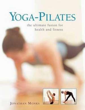 Yoga-Pilates de Jonathan Monks