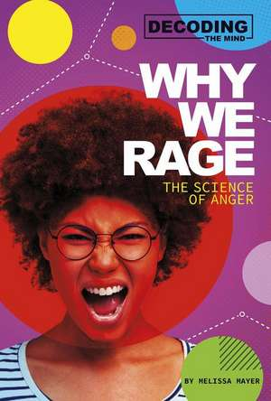 Why We Rage: The Science of Anger de Melissa Mayer