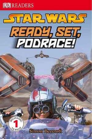 Ready, Set, Podrace! de Simon Beecroft
