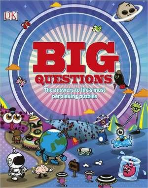 Big Questions de  Dk Publishing