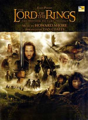 Lord of the Rings Trilogy de HOWARD SHORE