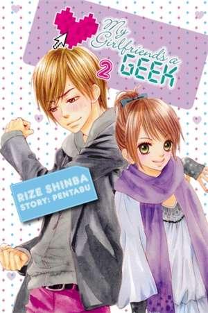 My Girlfriend's a Geek, Vol. 2 de Pentabu