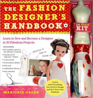 The Fashion Designer's Handbook