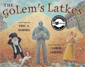 The Golem's Latkes