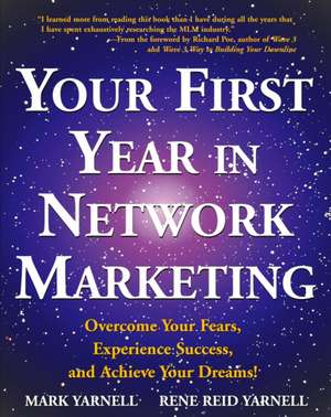 Your First Year in Network Marketing imagine