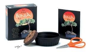 The Mini Bonsai Kit de Running Press
