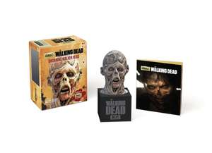The Walking Dead: Mini Groaning Walker Head