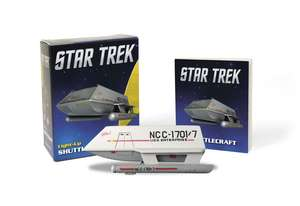 Star Trek: Light-Up Shuttlecraft de Chip Carter