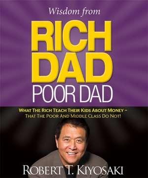 Wisdom from Rich Dad, Poor Dad imagine