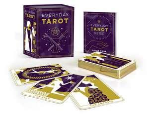 Everyday Tarot Mini Tarot Deck de Brigit Esselmont