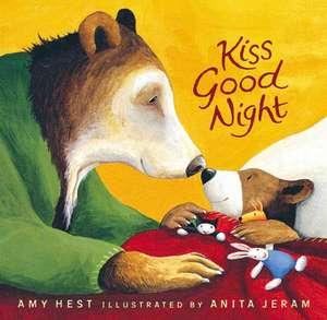 Kiss Good Night de Amy Hest