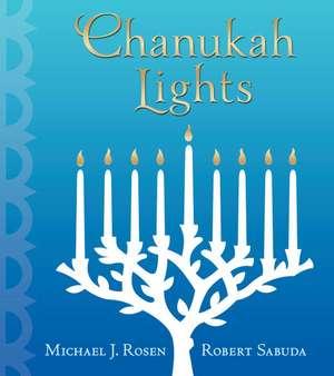 Rosen, M: Chanukah Lights de Michael Rosen