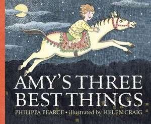 Amy's Three Best Things de Philippa Pearce