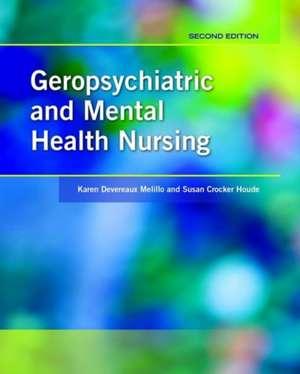 Geropsychiatric and Mental Health Nursing imagine