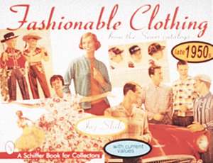 Fashionable Clothing From the Sears Catalogs imagine
