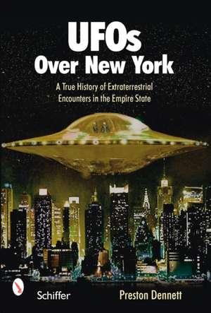 UFOs Over New York imagine