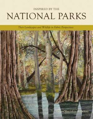 Inspired by the National Parks imagine