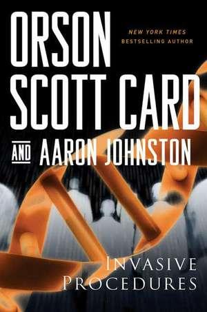Invasive Procedures de Orson Scott Card