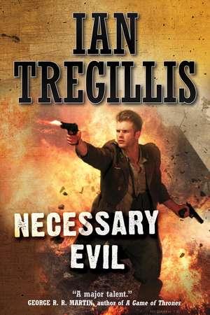 Necessary Evil de Ian Tregillis