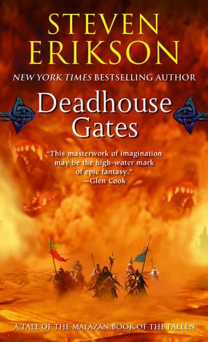 Deadhouse Gates de Steven Erikson