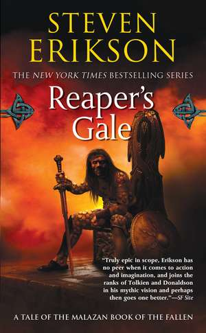 Reaper's Gale:   de Steven Erikson