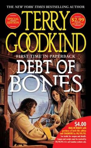 Debt of Bones de Terry Goodkind
