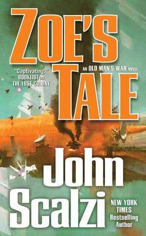 Zoe's Tale de John Scalzi