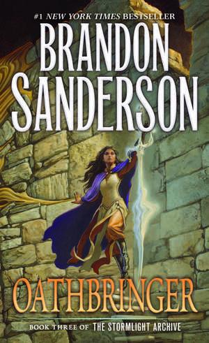 Oathbringer de Brandon Sanderson