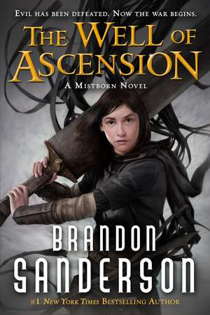 The Well of Ascension de Brandon Sanderson